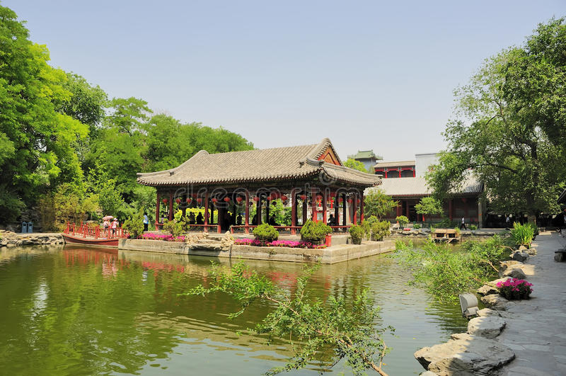 Download Gong Wang Fu Museum Editorial Stock Photo - Image: 23595788
