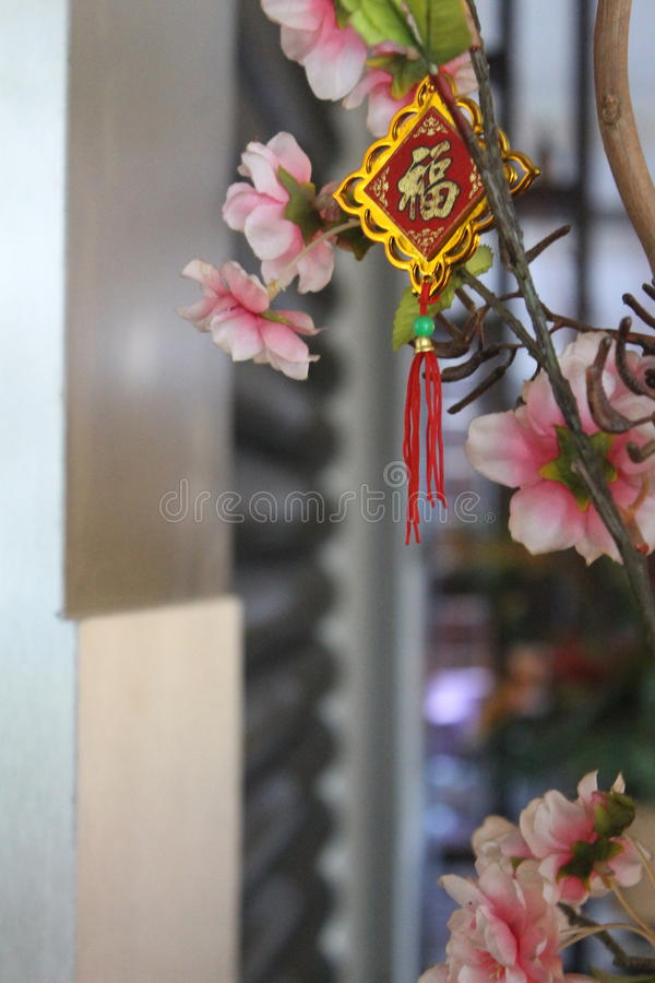 Gong xi fat chay stock images