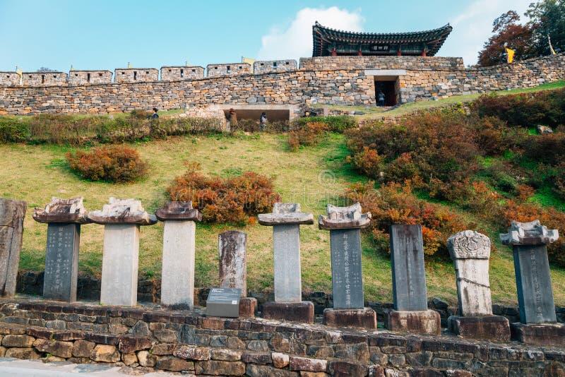 国�y���an_gongsanseong堡垒联合国科教文组织世界遗产在公州,韩国