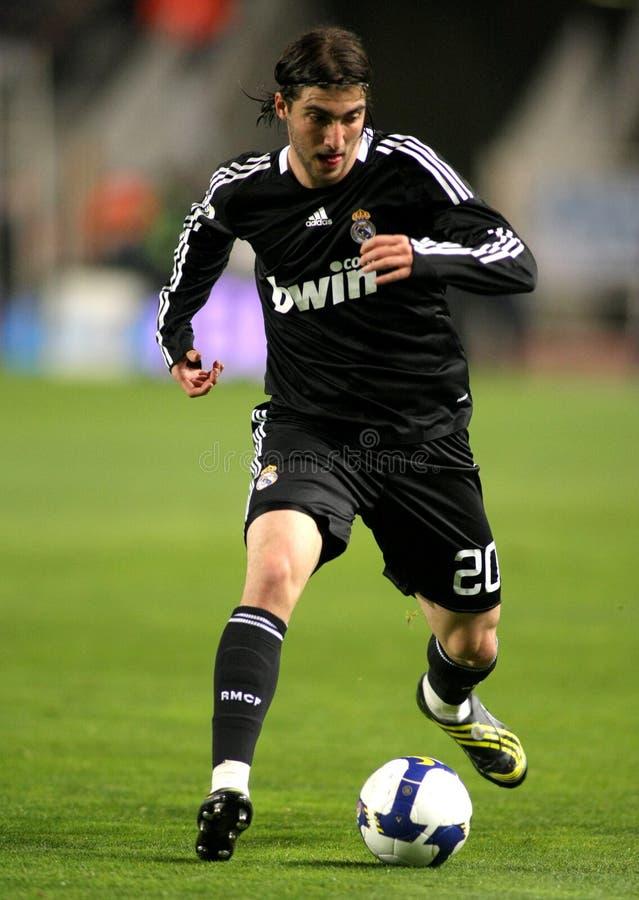 Gonzalo Higuain de Real Madrid photos libres de droits