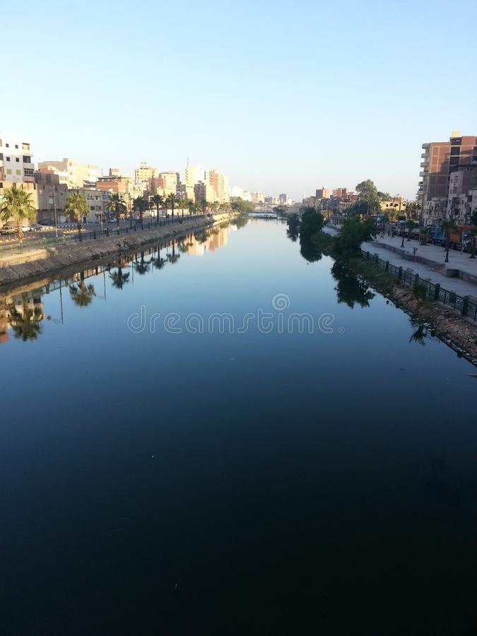 Builds in Alex. A good Alex in egypt it is very royalty free stock photos