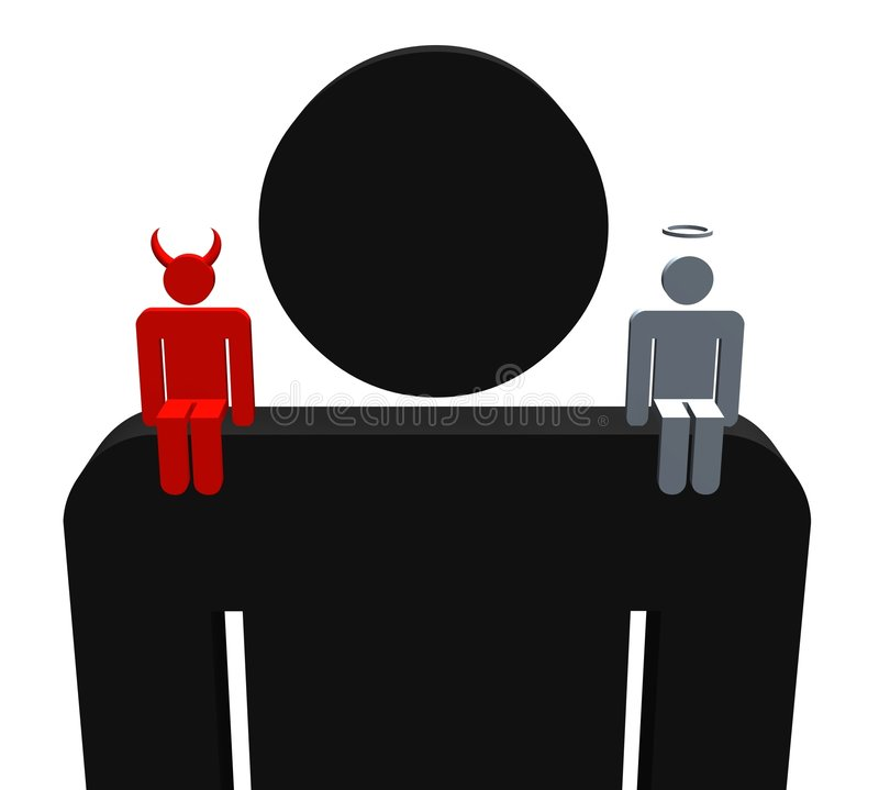 Download Good Bad Stock Images - Image: 4420634