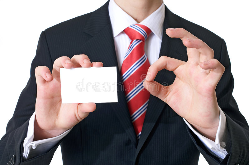 Good card royalty free stock photo