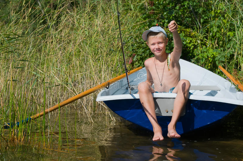 Download Good catch stock image. Image of people, fisher, outdoors - 33881231