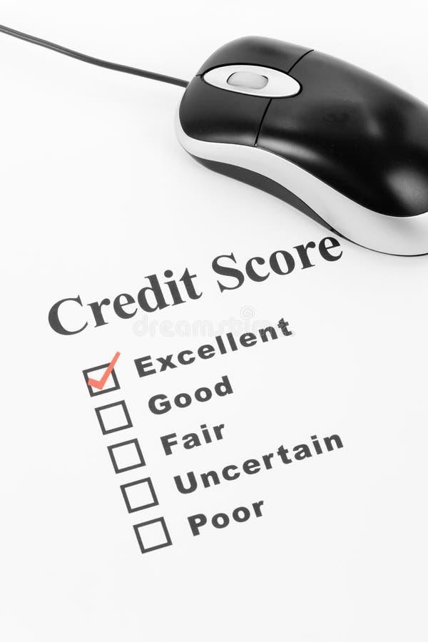 Download Good Credit Score stock photo. Image of online, poor - 10273206