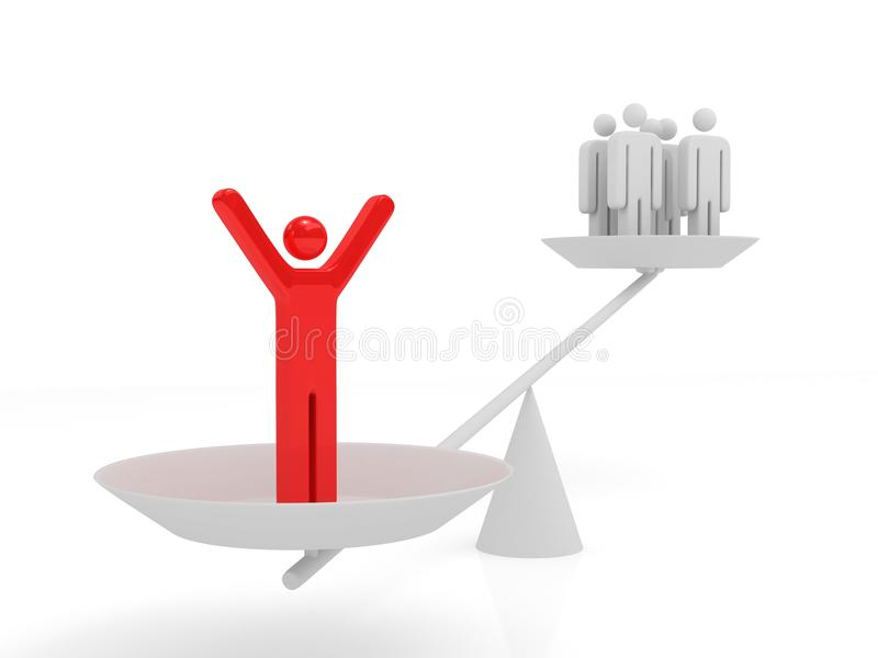 Download Good employee value stock illustration. Image of success - 11992173