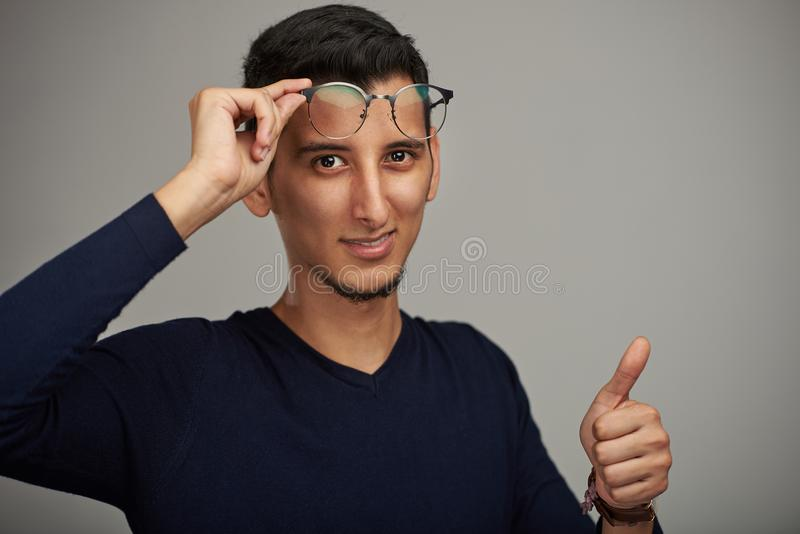 Good eye vision concept royalty free stock images