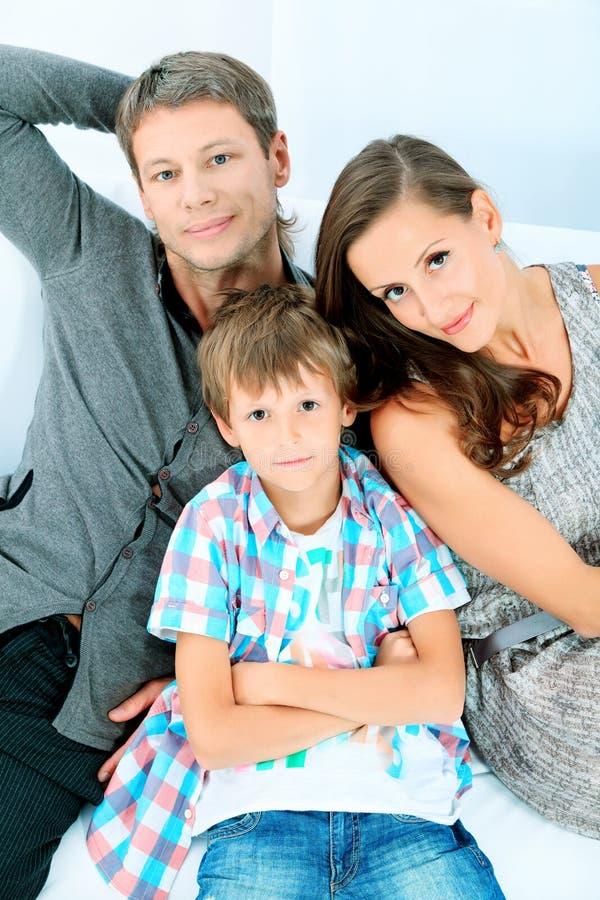 Good family stock photography