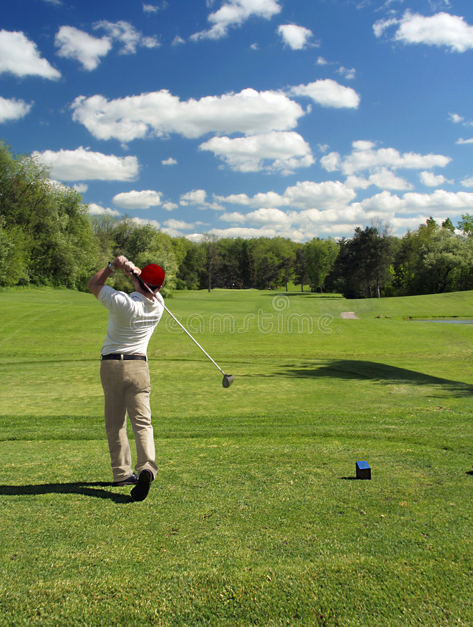 Download Good follow through stock image. Image of retire, play - 853671