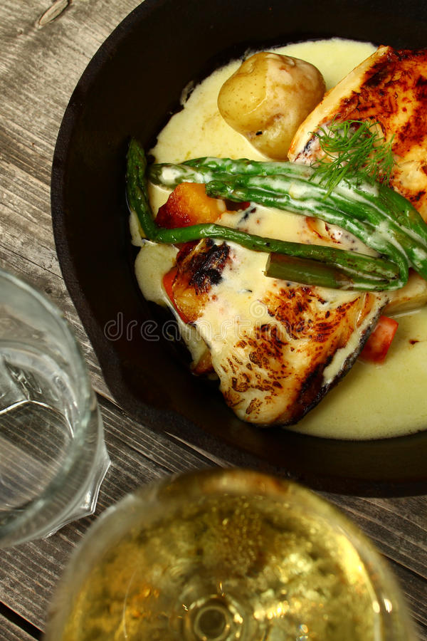 Continental Europe Food stock images