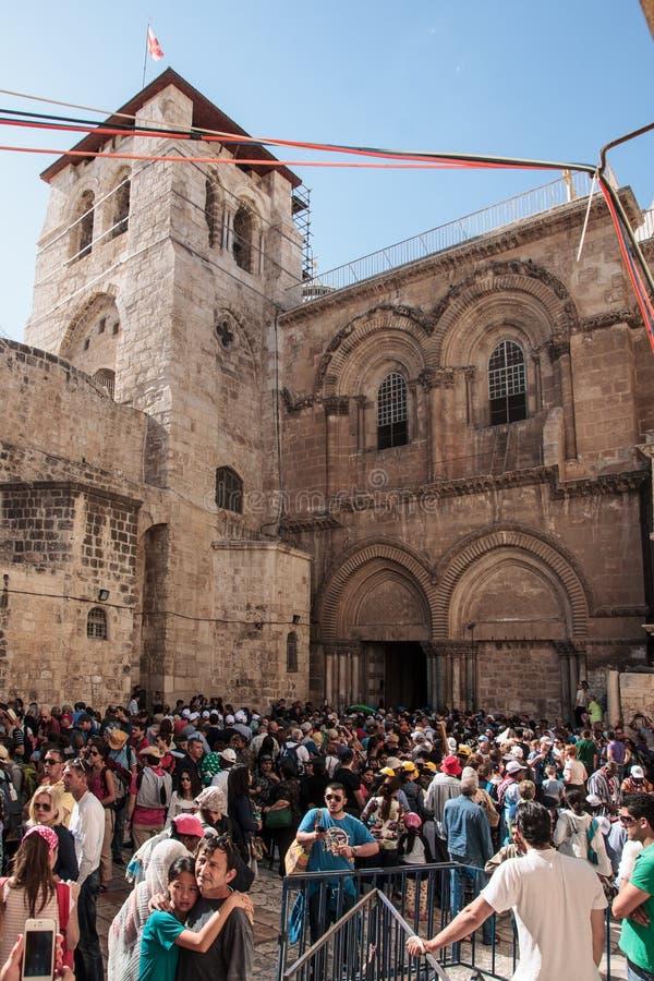 Download Good Friday in Jerusalem editorial photography. Image of pilgrimage - 40060392