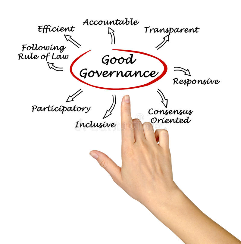 Good Governance stock image