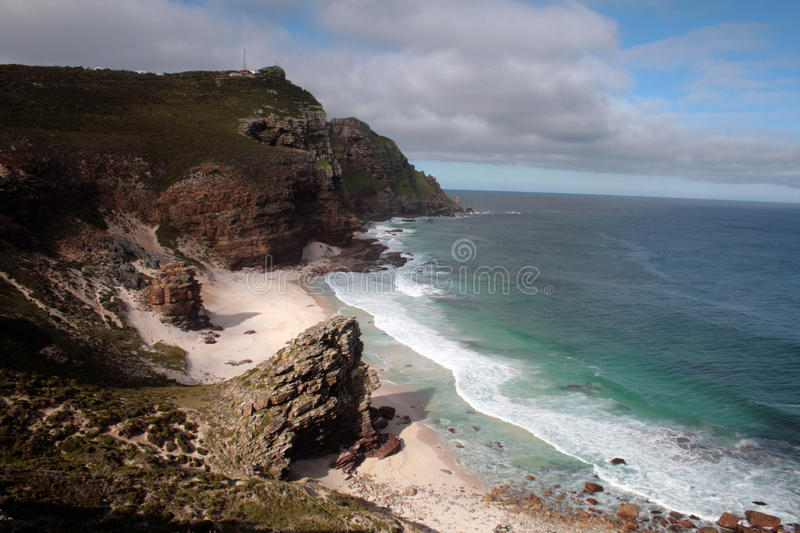 Download Good hope cape stock image. Image of blue, mountain, background - 12176943