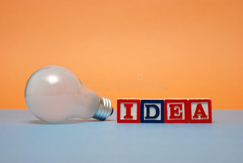Download Good Ideas stock photo. Image of electricity, orange - 28901156