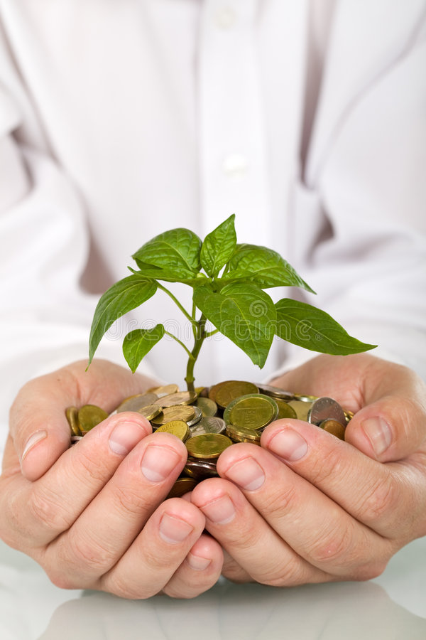Download Good Investment And Money Concept Stock Image - Image: 8804451
