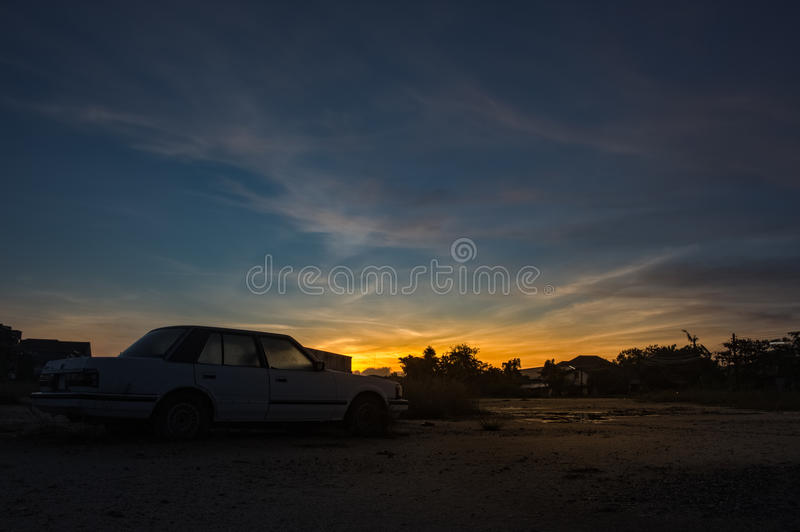 Good morning. Abandoned songkhla Thailand stock images