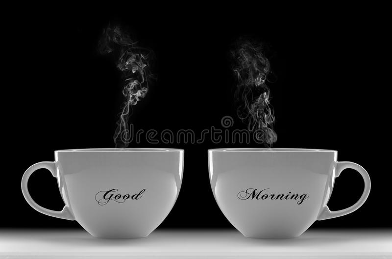 Download Good Morning stock image. Image of against, concept, cappuccino - 42777695