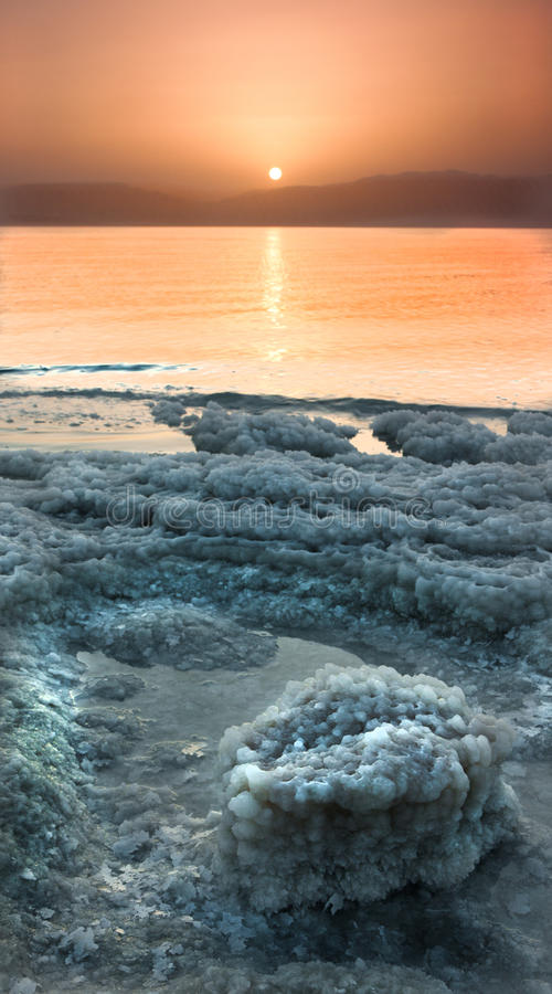 Good Morning Dead Sea Stock Images