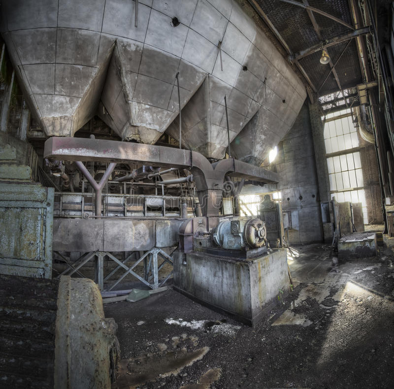 Download Good Morning Industrial Beast Of The Past! Royalty Free Stock Photos - Image: 18563088