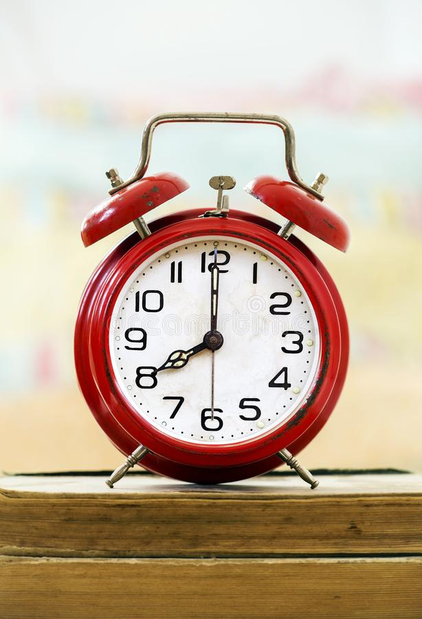 Good morning! Time concept idea royalty free stock photography