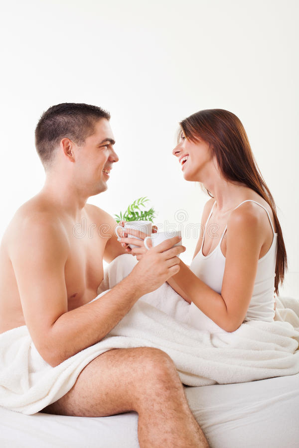 Download Good Morning Stock Photo Image Of Romance Young Relationship