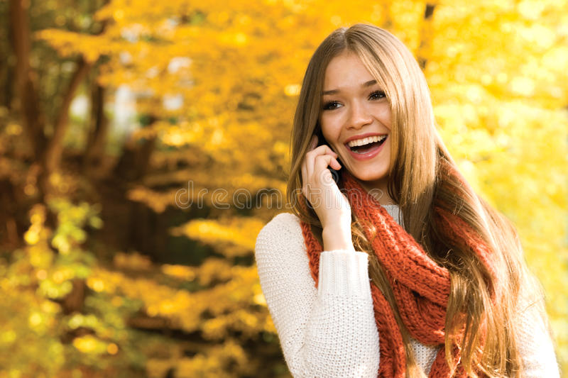 Download Good news stock image. Image of calling, autumn, communication - 27375091