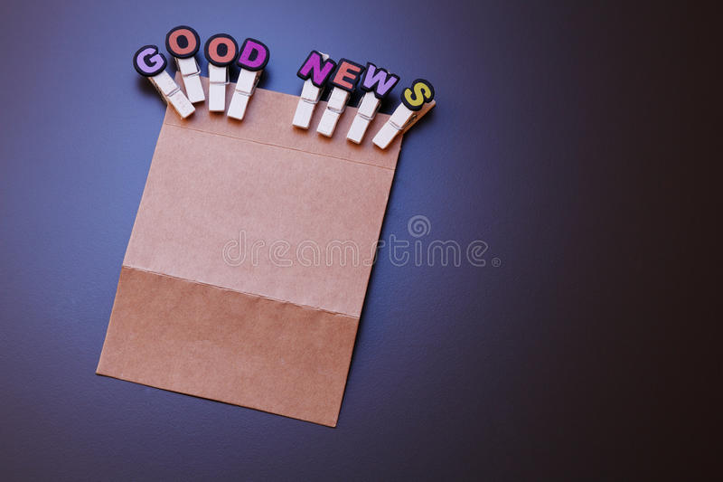 Download Good News Royalty Free Stock Photography - Image: 27849497