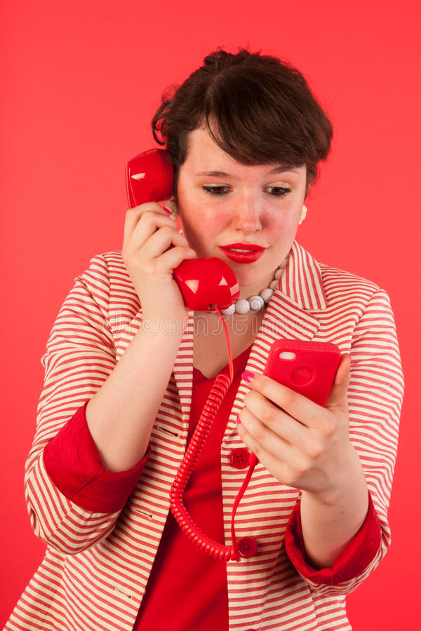 Download Good News On The Smartphone Stock Image - Image: 26459065