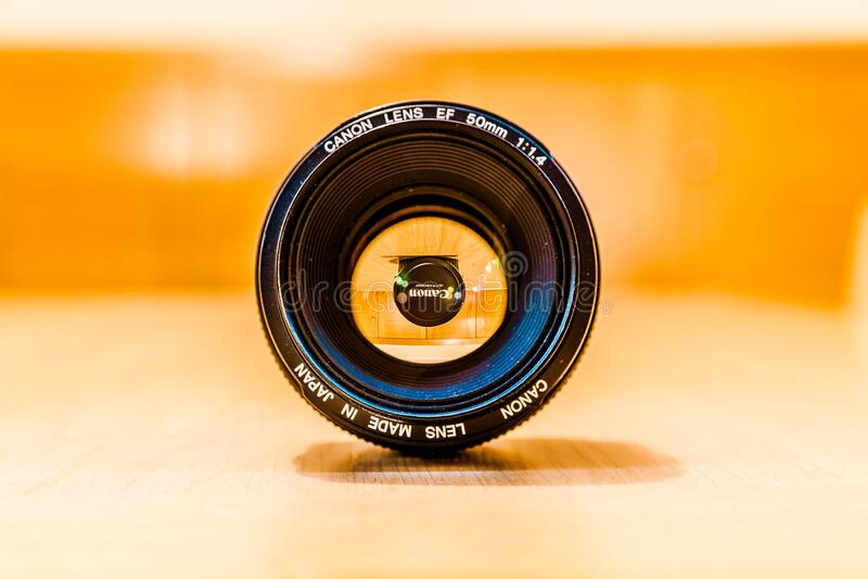 Good Quality 80 Mm Canon Lens Free Public Domain Cc0 Image