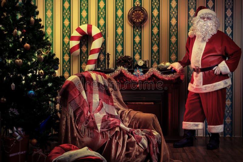 Good santa stock image