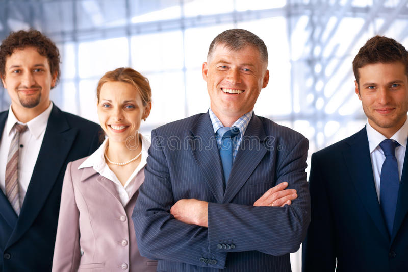 Download Good Team. stock photo. Image of conference, people, leadership - 14855358