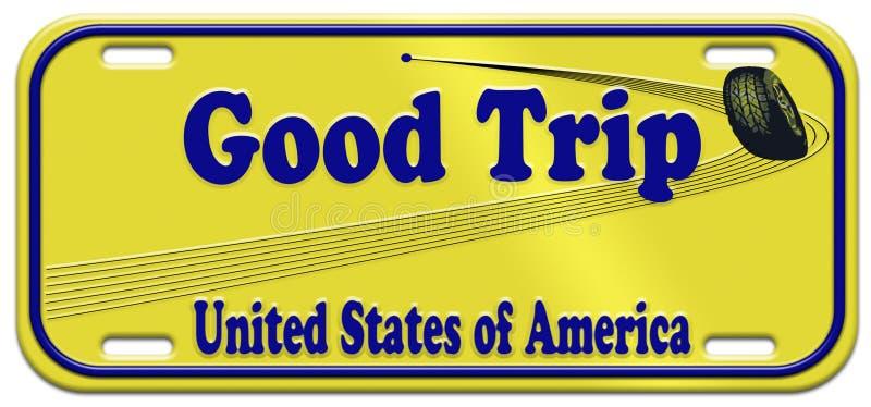 Download Good trip usa stock illustration. Illustration of trip - 7341508