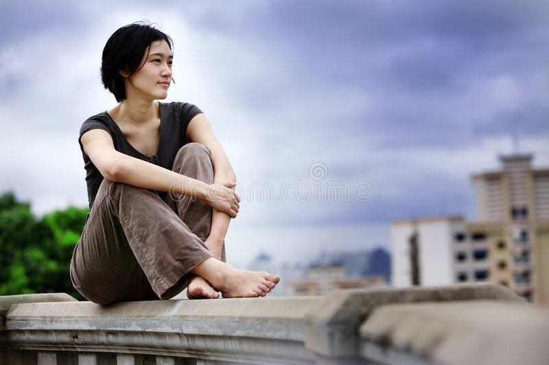 Download Good view stock photo. Image of distant, portrait, outside - 3413398