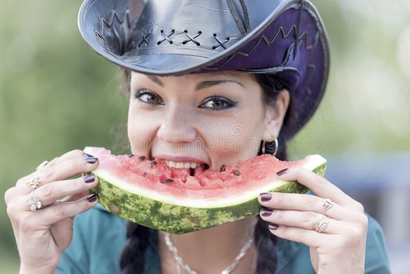 Good Water-melon Stock Image