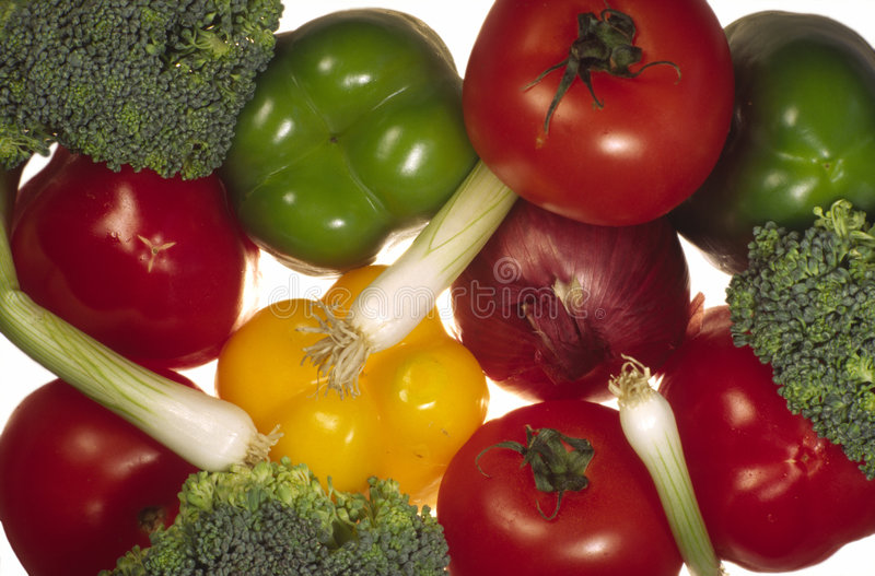 Download Good for You stock image. Image of salad, weight, tomatoes - 172647