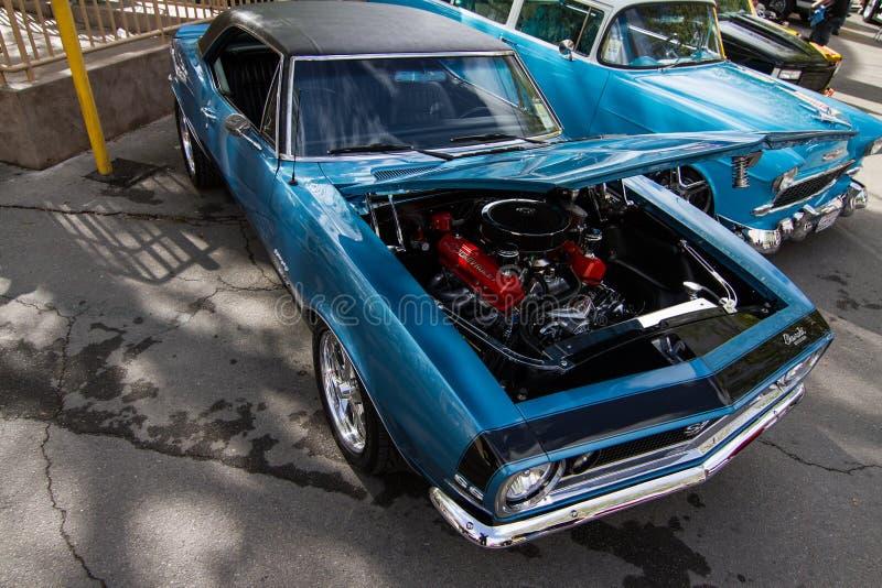 Goodguys Car Show Pleasanton ca 2014 arkivbilder