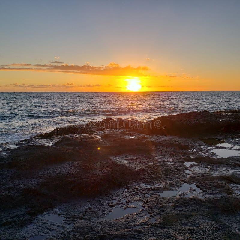 Goodmorning Kailua zdjęcia royalty free