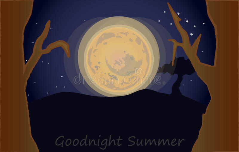 Download Goodnight Summer Stock Photos - Image: 32339663