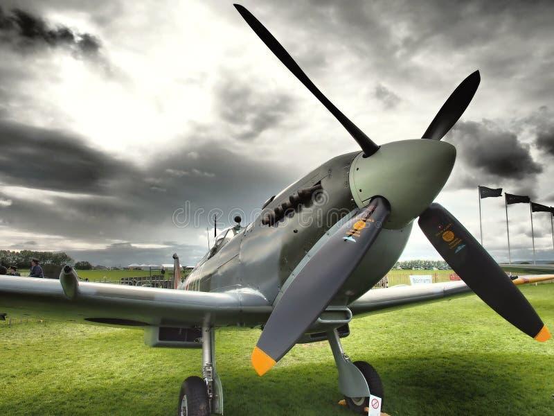 Goodwood Airshows - Wiederbelebung und Festival von Geschwindigkeit 2018 stockfoto