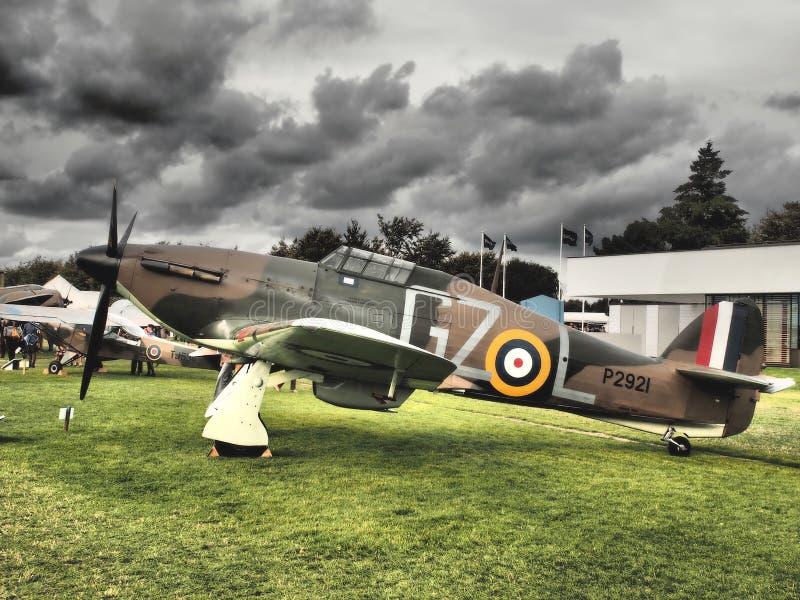 Goodwood Airshows - Wiederbelebung und Festival von Geschwindigkeit 2018 stockfotos