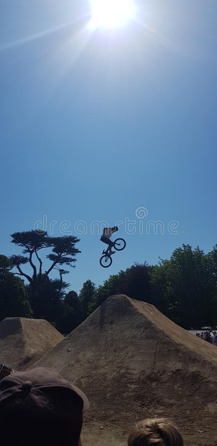 2018 Goodwood Festival of Speed. royalty free stock image