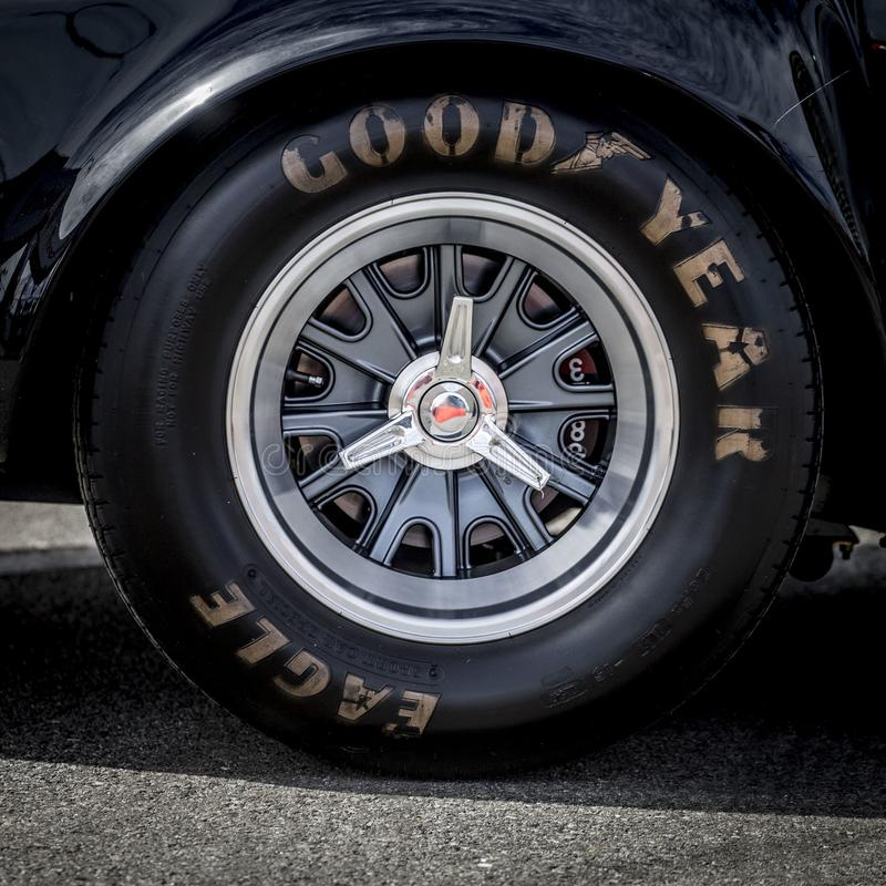 Goodyear Vintage Racing Tires