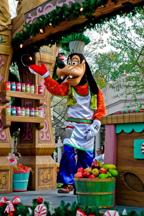 Goofy het Karakter van Disney royalty-vrije stock foto's