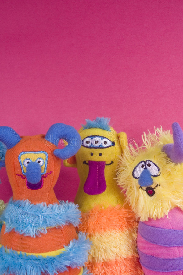 Download Goofy Monsters Royalty Free Stock Images - Image: 6719969