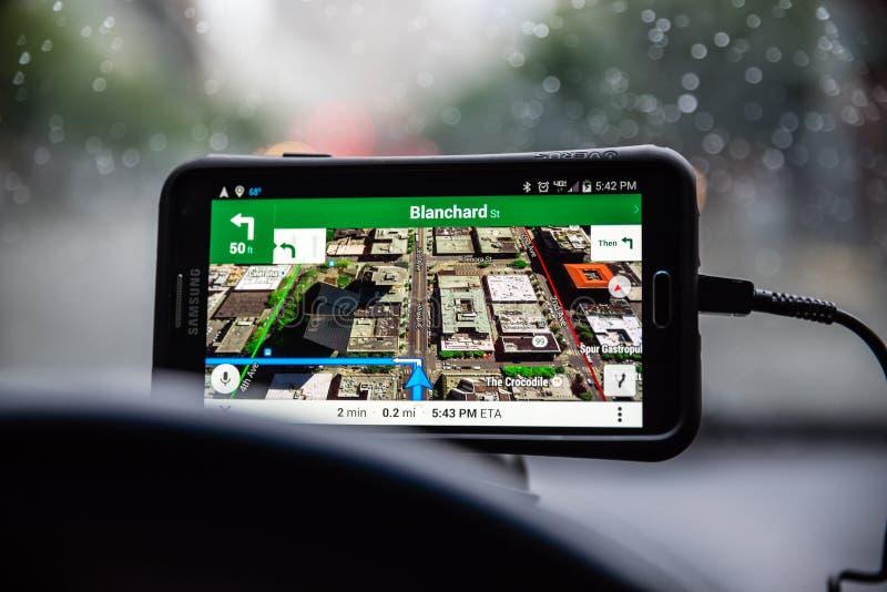 google χάρτες στοκ φωτογραφίες με δικαίωμα ελεύθερης χρήσης