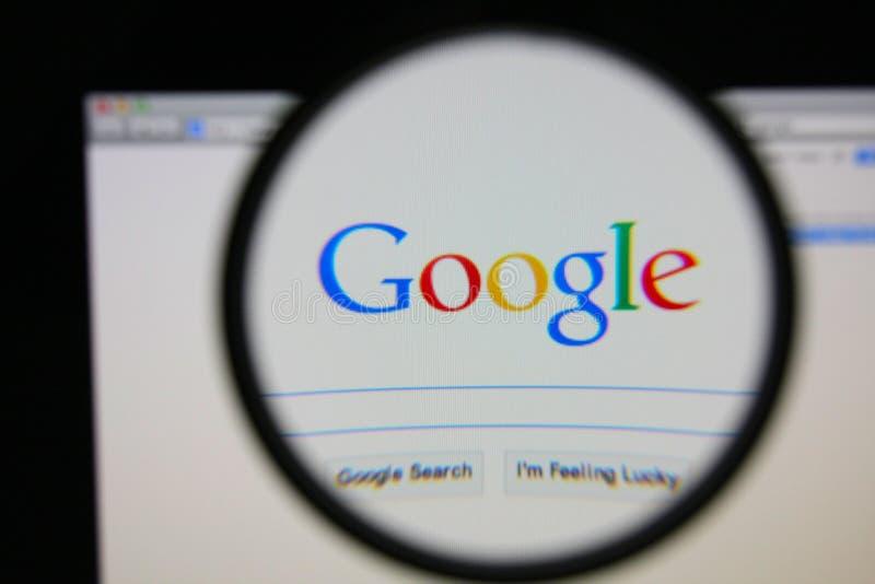 Google lizenzfreie stockfotos