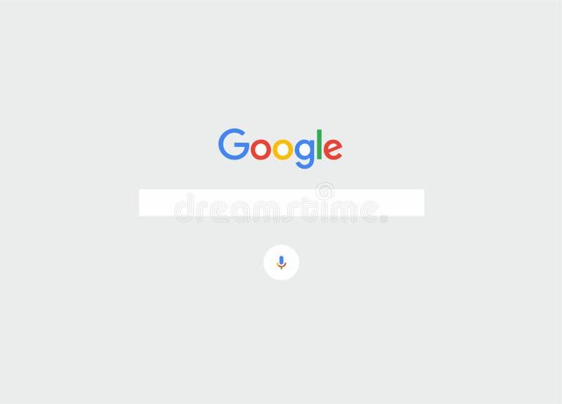 Google vector illustratie