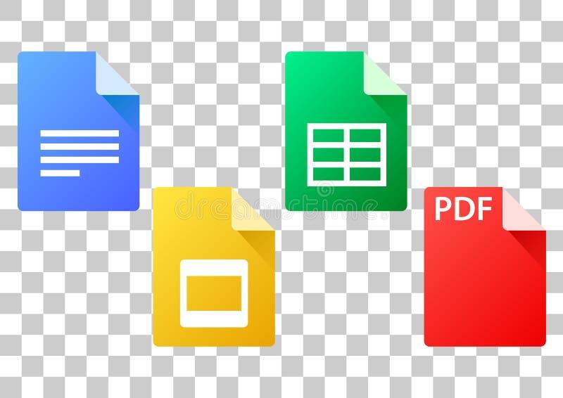 google dokumentów ikona