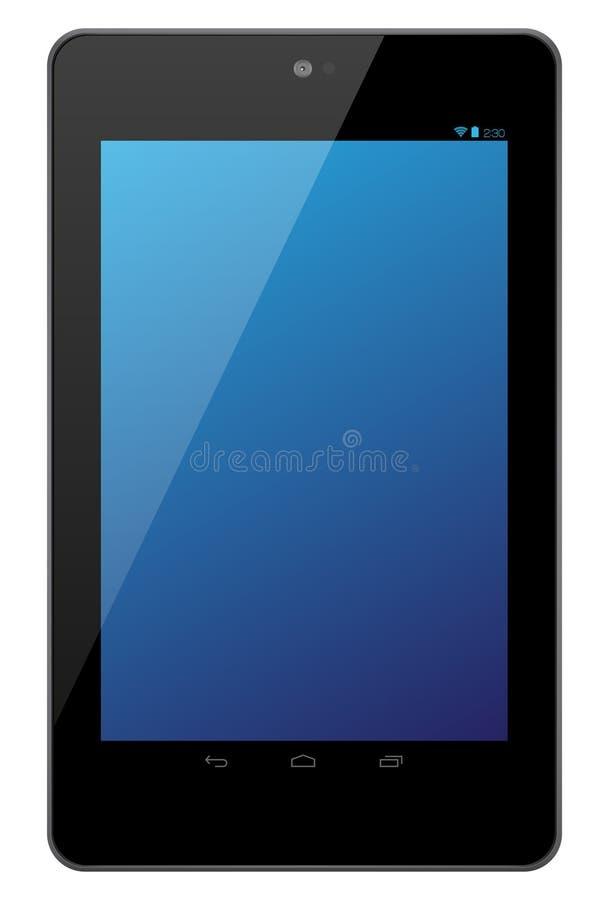 Google Nexus 7 tablet royalty free stock image