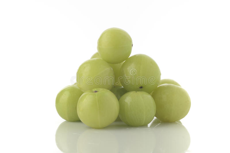 gooseberries immagine stock